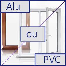 fenêtre en PVC ou en aluminium ?