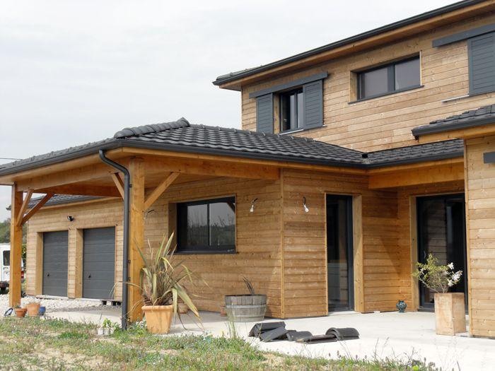 Fenêtre alu pour une maison traditionnelle